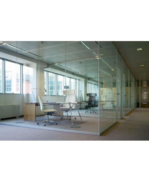 Wall single glass crystal Italian Concept Solutions img1