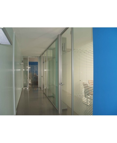 Wall single glass crystal Italian Concept Solutions img3