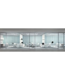 Wall single glass crystal Italian Concept Solutions img5