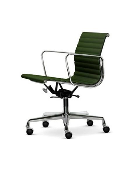 acheter le fauteuil ea 117 aluminium group vitra fauteuil de bureau lomuarredi. Black Bedroom Furniture Sets. Home Design Ideas