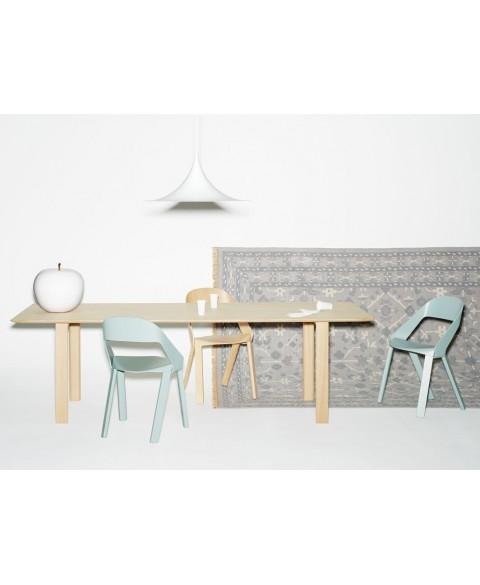 Solid wood table Wogg56 Wogg img4