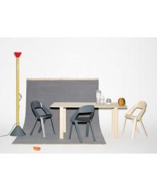 Solid wood table Wogg56 Wogg img5