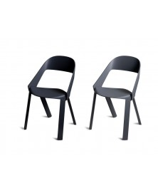 Roya Stackable Chair Wogg50 Wogg img2