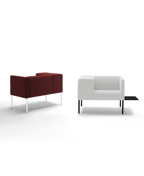 Fauteuil Brix Viccarbe img6