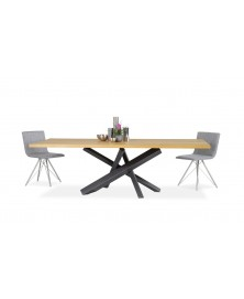 L'Estro Wood Table Lestrocasa Firenze img1