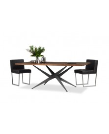 Stellar Wood Table Lestrocasa Firenze img1