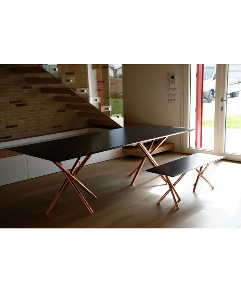 Fire Table ICarraro Italian Concept Solutions img1