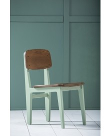 Amol W Light Green Chair Kann img1