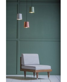 BI Back Light Grey Armchair Kann img1