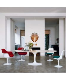 Saarinen Table Knoll img1