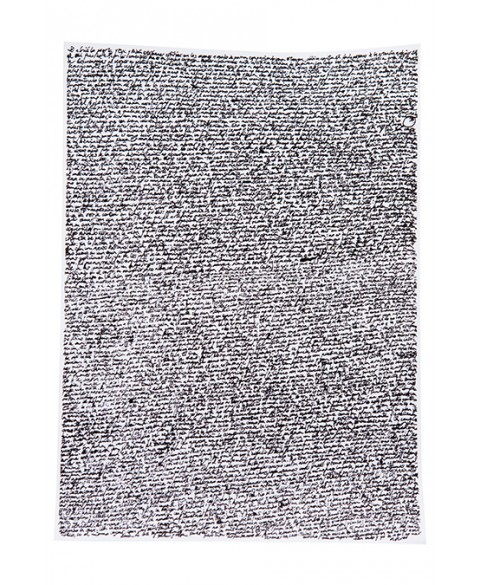 Tapis Manuscrit Nanimarquina img1