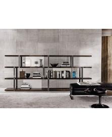 Dalton Bookcase Minotti img1