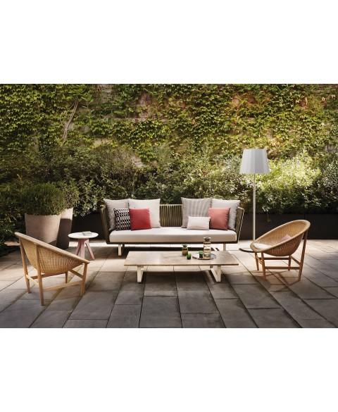 Basket Outdoor Chair Kettal img2