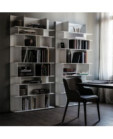 Wally Bookcase Cattelan Italia img2