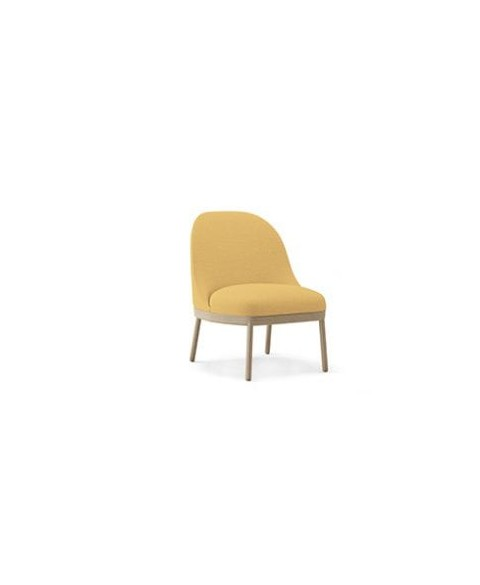 Aleta Lounge Chair Viccarbe img3