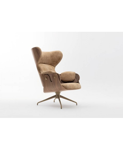Lounger Armchair Barcelona Design img1