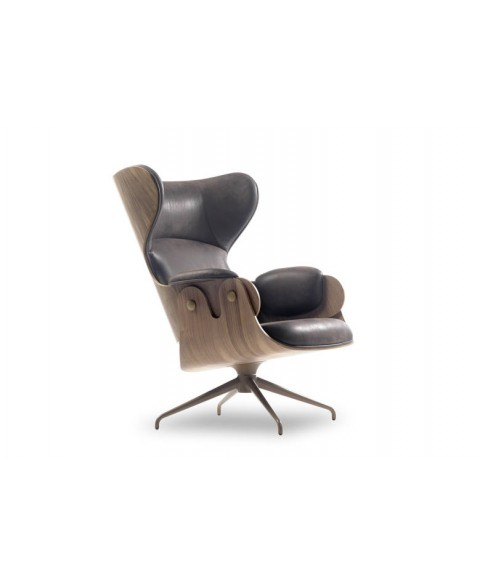 Lounger Armchair Barcelona Design img3