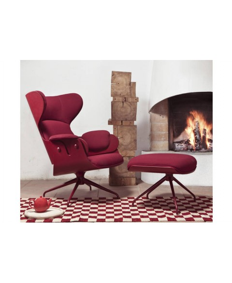 Lounger Armchair Barcelona Design img6