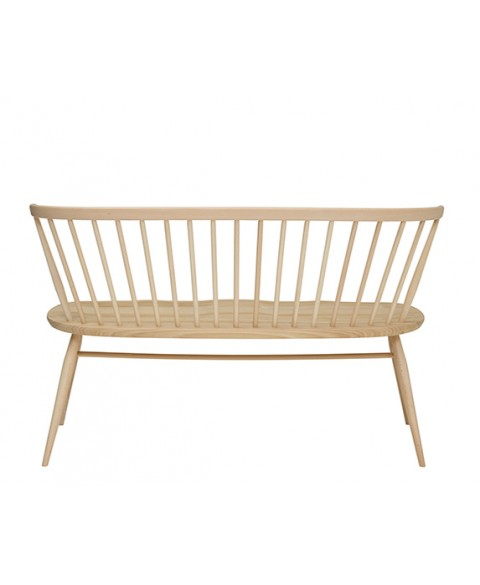 Originals Love Seat Bench Ercol img3