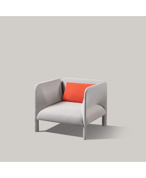 Mitilo Armchair Miniforms img1
