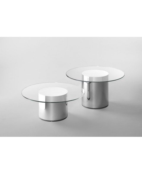 2001 Side Table Barcelona Design img2