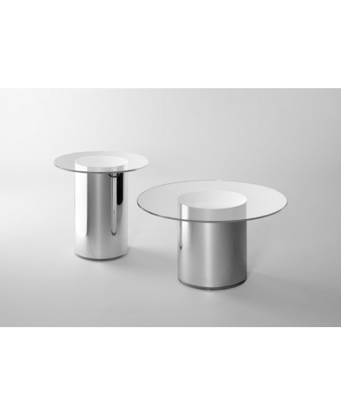 2001 Side Table Barcelona Design img3