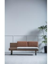 Mid Loveseat Sofa Kann img1