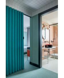 Textile folding doors img5