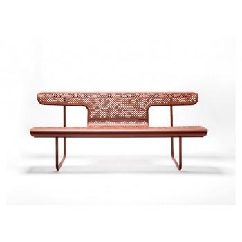 El Poeta Bench Barcelona Design img0