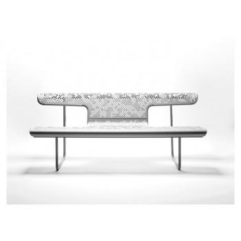 El Poeta Bench Barcelona Design img1