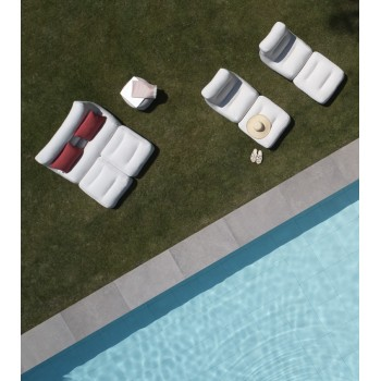 Sit Pool 2 Seats Lounge Chair OGO Img3