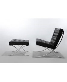 acheter la chaise barcelona relax knoll online chaise rembourr e lomuarredi. Black Bedroom Furniture Sets. Home Design Ideas
