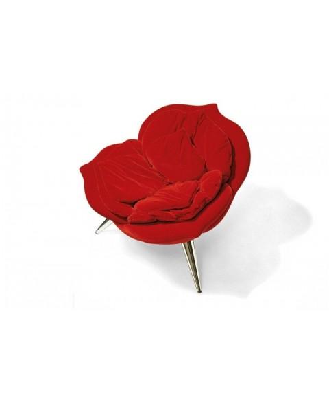 acheter le fauteuil rose edra online fauteuil rembourr. Black Bedroom Furniture Sets. Home Design Ideas